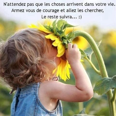 Courage et action