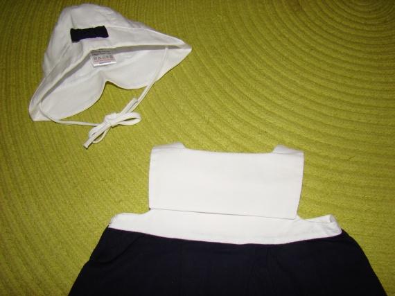Détails col de la robe