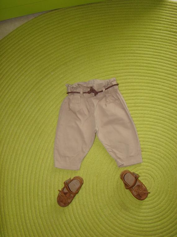 Petit Pantalon ZARA BABY - Taille 6/9 mois - 6€