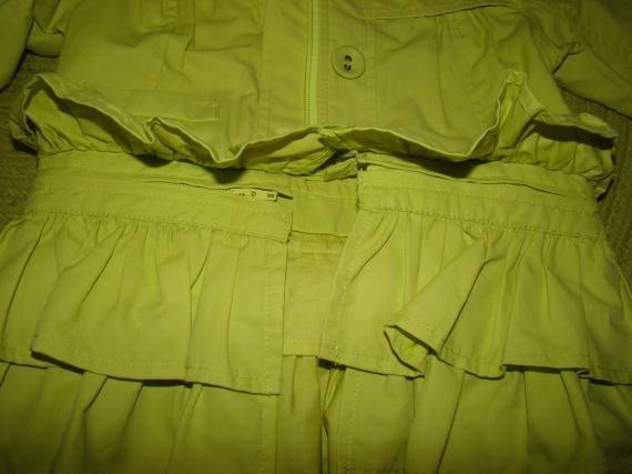 Transformable en veste courte