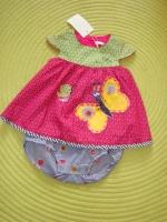 Combi robe CATIMINI - Taille 18 mois