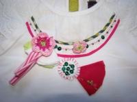 Détails Tee-Shirt CATIMINI Spirit Ethnique Kid Été 2012 - Taille 2 ans
