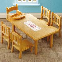 Table de repas Sylvanian pour Zélie