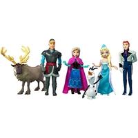 Coffret Figurines La Reine des Neiges pour Zélie