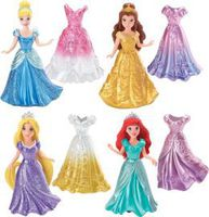 Princesses Magic Clip pour Zélie