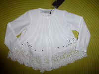 Blouse Catimini - Spirit Couture - Taille 5 ans