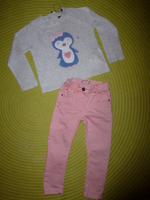 Slim + Pull Sergent Major - Taille 3 & 4 ans