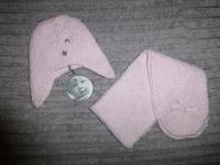 Bonnet/Écharpe ABSORBA - Taille 39 cm