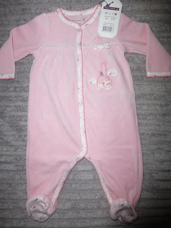 Pyjama Sergent Major - Taille 6 mois