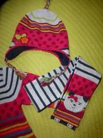 Bonnet + écharpe - Catimini - 20€