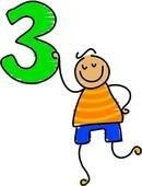 trois (2)