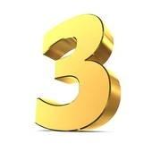 trois (9)