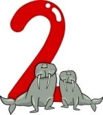 deux (5)