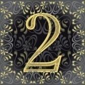 deux (9)