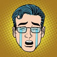 symbole-pleurant-d-ic-ne-de-visage-d-homme-de-tristesse-d-emoji-63096234