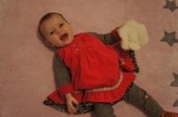 Catimini 9 mois robe + legging