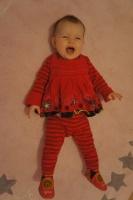 Catimini 6 mois tunique + legging