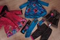Ethnique Manteau, Robe, Pantalon, Gilet 18 mois ; collants et cho7 19/22 ; legging 2 ans