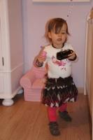 princesse Amérindienne 2 ans