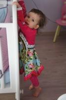 UGM layette robe et leggings 2 ans gilet denim kid 2 ans