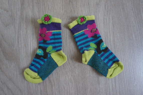 chaussettes 15 18
