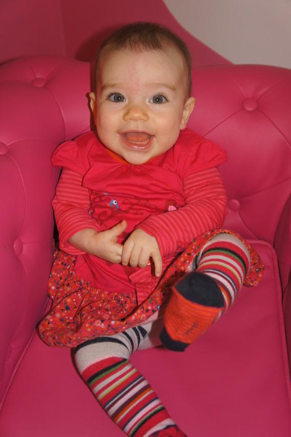 "Urban naissance ""petite charlotte"" 12 mois"