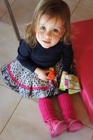 Eliane et Lena 3 ans