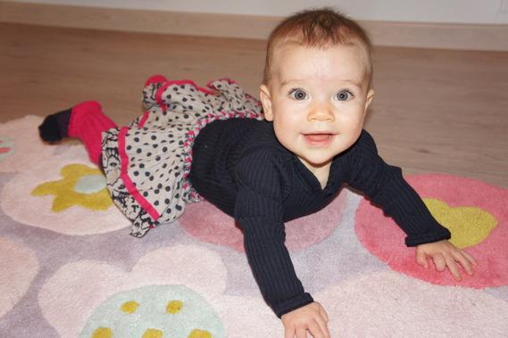 Eliane et Lena 12 mois