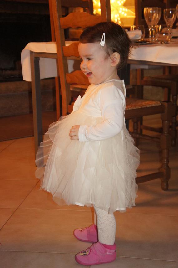 Robe couture 18 mois