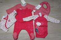 pyjama 6 mois et bodies 3 mois