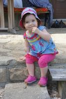 tunique 3 ans, legging 2 ans, chapeau T3