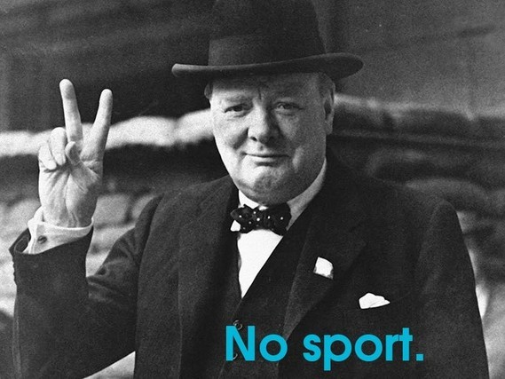 winston-churchill-no-sport
