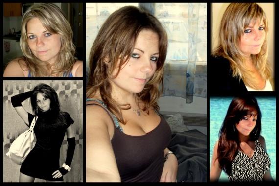 Blonde ch tain ou brune aidez moi choisir coiffure et coloration forum beaut - Passer de blonde a brune ...