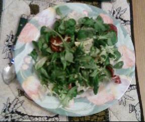 Salade verte - (soir).