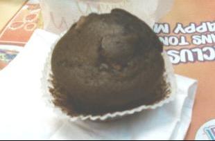 Muffin chocolat - (midi).