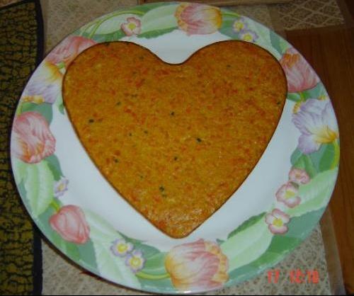 coeur de carottes au cumin