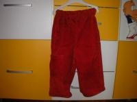 Pantalon parachute