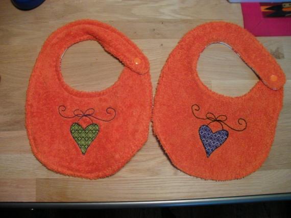 Bavettes oranges_Face