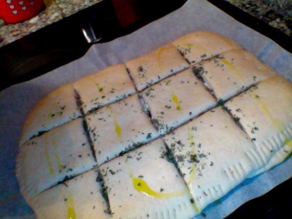 Pain Croque-Monsieur avant cuisson