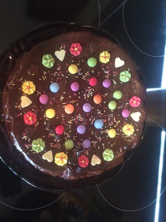 Gâteau 5 ans_Ecole