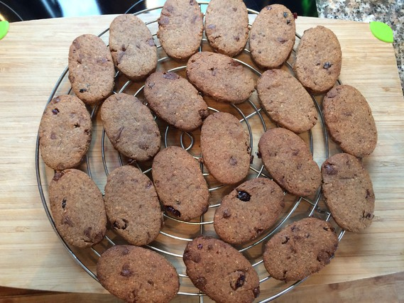 biscuits petit déj'