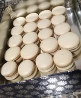 Macarons ganache dulcey
