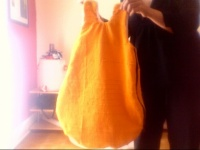 Turbulette orange