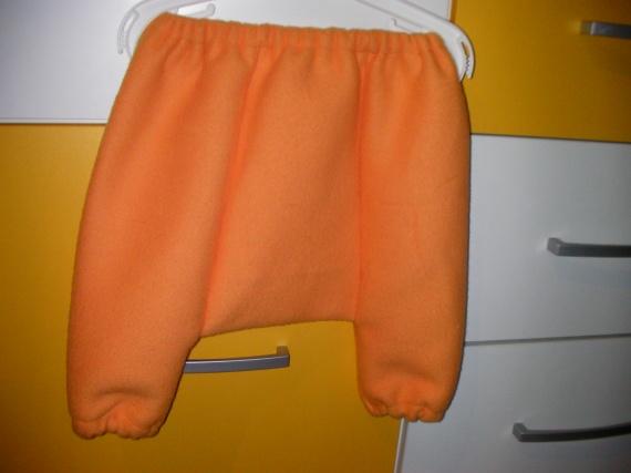 Sarouel polair orange