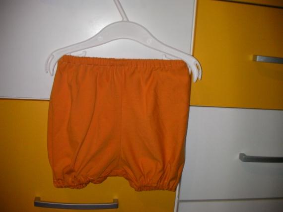 Bloomer t-shirt orange