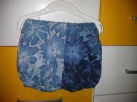 Bloomer fleur bleue