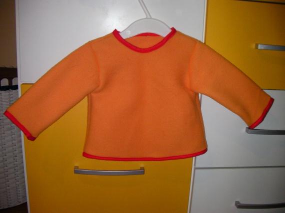 Pull polair orange