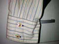Sarouel chemise à raie_Détail