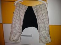 Sarouel chemise à raie_dos