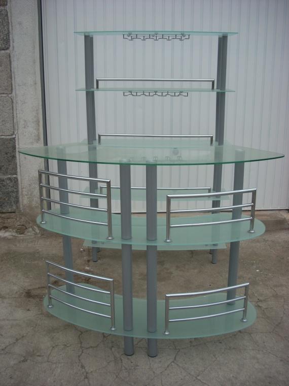 Bar en verre l 39 ensemble 200e soldes 20 meubles vendre louloudu2 - Vendre ses meubles cash ...